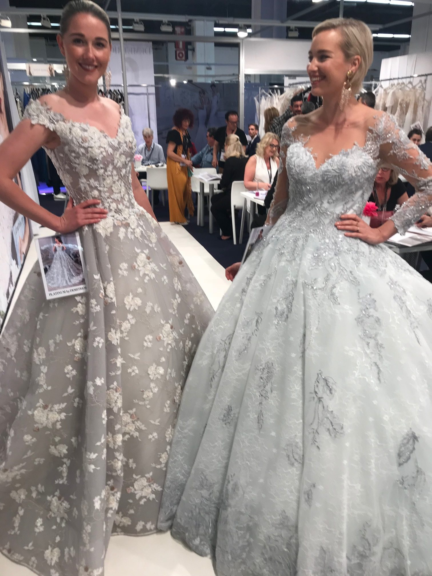 Sy min kjole: Kjole med bobler